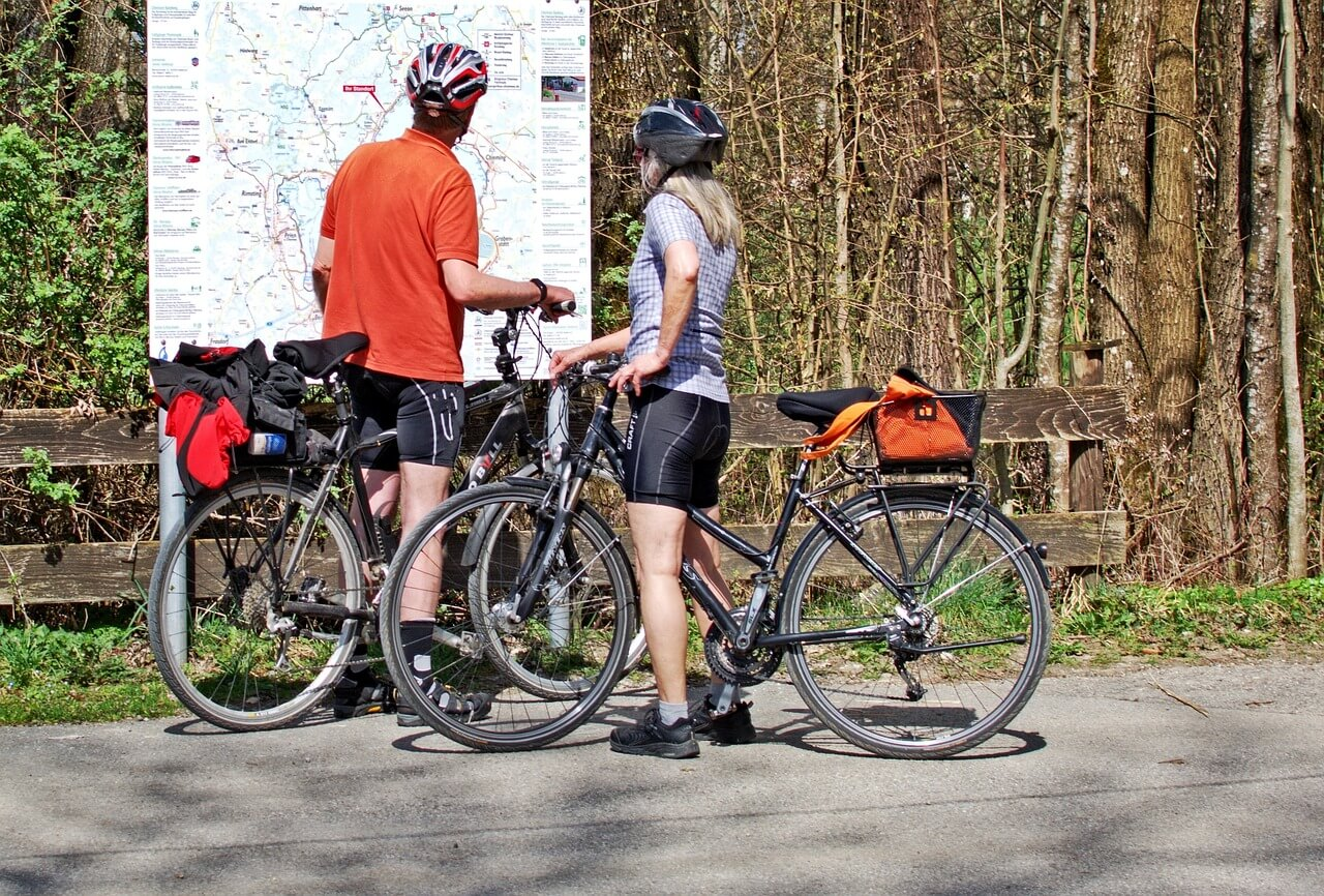information_cycling_routes